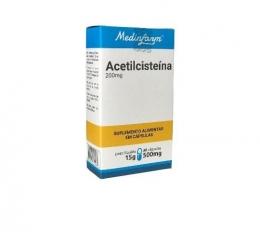 Acetilcisteína